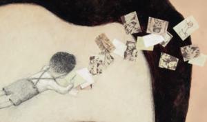 Ofra Amit, illustrazione di Bruno Il bambino che imparò a volare. Orecchio Acerbo